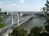 Most elegant bridge of Budapest
