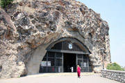 Entry of the Cave Church